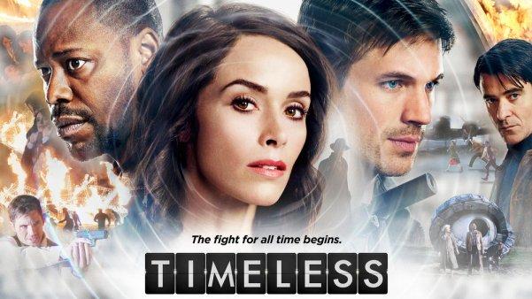 Timeless -Season 1